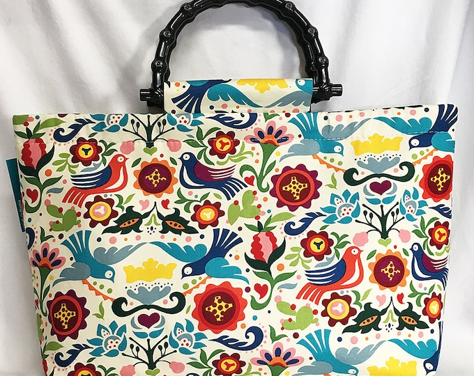 Handbag - Folklorico Mexico