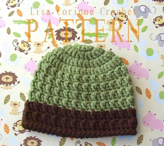 Baby Boy Hat Crochet Pattern Baby Hats Crochet Patterns Easy