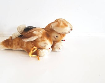 Vintage Stuffed Bunny Rabbits