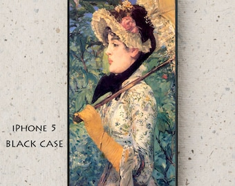 iPhone Cover(all models) - smartphone - Mobile  - Famous painting - Manet - Samsung Galaxy