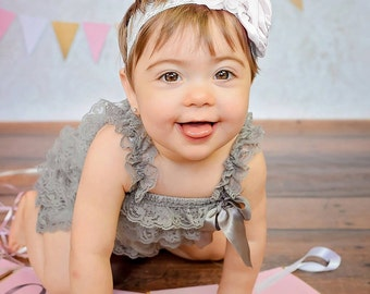 Baby Headbands - Baby Headband -  White Headband - Baby Hairbow - Infant Headband - Toddler Headband - headband baby - Baby bows