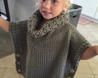 The azel pullover sweater children sizes