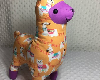 Lucy the Alpaca - Ready To Send