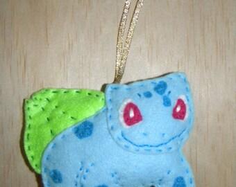 Bulbasaur Pokémon Go Ornament