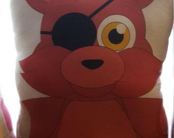 Five Nights At Freddy's Foxy Plush Pillow