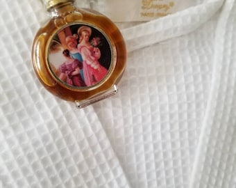 Rare Jean Desprez Bal a Versailles Robe and Mini Parfum