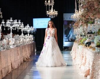 Wedding dress colection 2019 from Inga Ezergale design