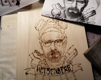 Lover of Breaking Bad?  Here's a Heisenberg for you.
