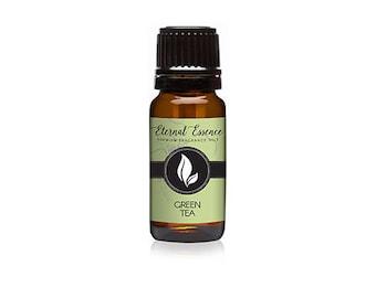 Green Tea Premium Grade Fragrance Oil - 10ml