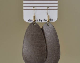 """LEATHER DANGLES (2"""")"""