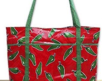 Beach (oil cloth) bag