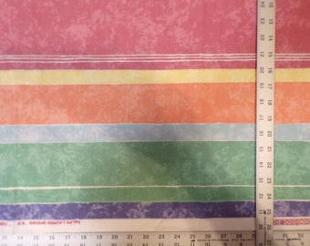 Tonga Stripe 100% Cotton Fabric #113