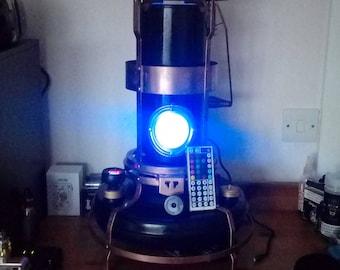 Bespoke Steampunk Lamp