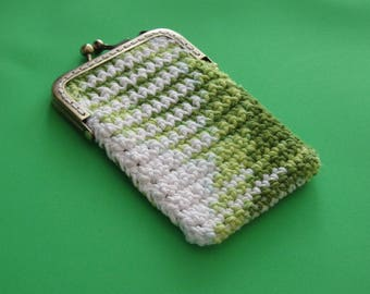 Multi funcrional Purse 'Go Green'