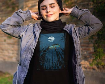 Harry Potter Flying Car T-shirt