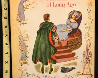 Favorite Tales of Long Ago, Adapted by Leah Gale, 1943