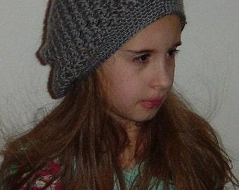 Chapeau bonnet Slouchy filles