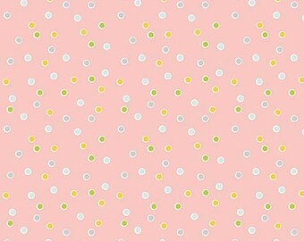 EXTRA 20 30% OFF Riley Blake Designs Sweet Orchard Dot Pink