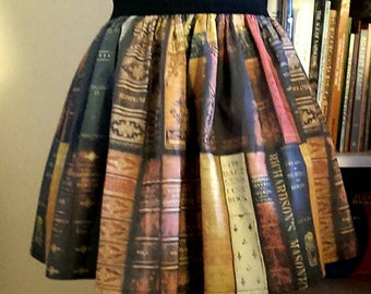 Bookcase Full Skirt