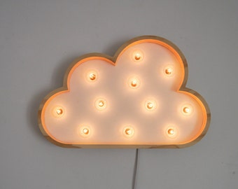 3D CLOUD MARQUEE STYLE