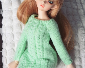 BJD acrylic tunic for minifee MSD 1/4 bjd dolls
