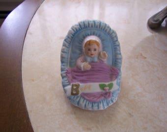 Growing Up Baby Figurine, Enesco