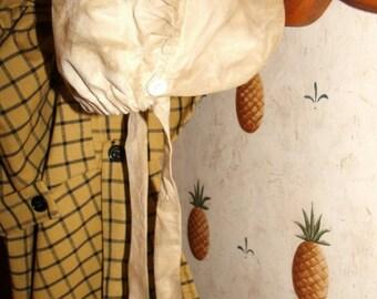 My Primitive Prairie Life Little Ones Bonnet Pattern