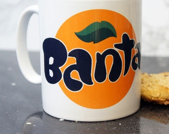 Original monkey's Funny Banta Coffee Mug Birthday Gift.