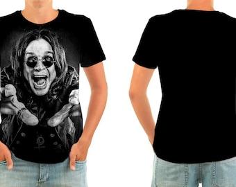 Ozzy Osbourne Black Sabbath T-shirts All sizes