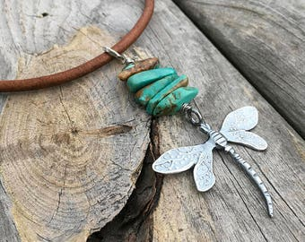 Sterling Silver Dragonfly Necklace Handmade Wild Prairie Silver Jewelry Artist Joy Kruse