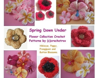 Spring Down Under (Crochet Pattern Collection)