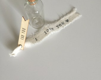 I Love You/Message In A Bottle