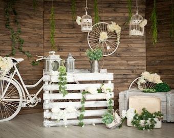 Wedding Backdrop, wedding interiors decor photobooth background,newborns birthday party celebration studio photography backdrops XT-6636