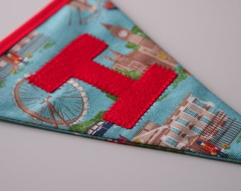 CathKidston London Scene - Personalised name bunting