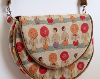 SALE! Hobo Bag in Seaside Print