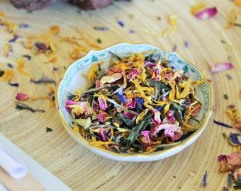 Flora Organic White Tea Herbal Blend 20 / 80g pack
