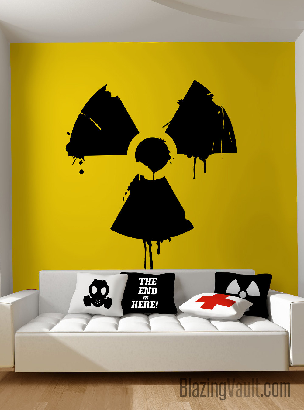 Awesome Gamer Wall Decor Composition - The Wall Art Decorations ...