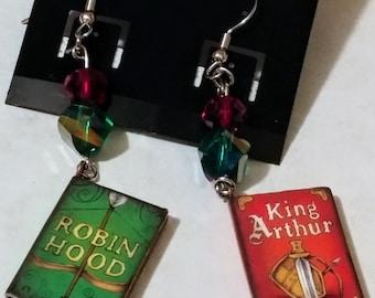 Storybook Earrings