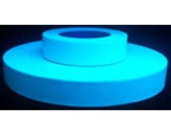 Moonglow Vinyl Glow in the Dark Tape - (10-yard)