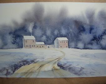 Kildale mid-winter