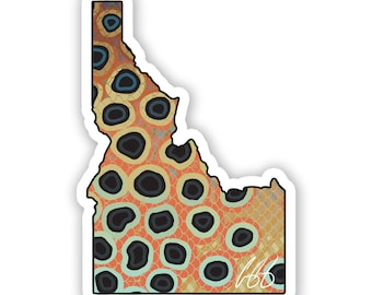 Idaho Decals