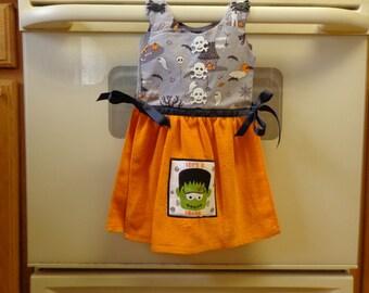 Let's Be frank - Hanging Kitchen Towel