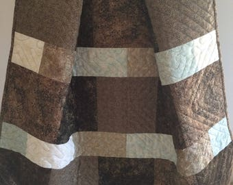 Stonehenge Quilted Throw