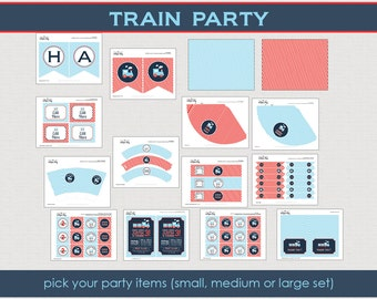 Train Party Collection