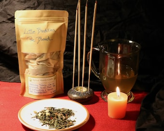 Little Buddha Herbal Green Tea