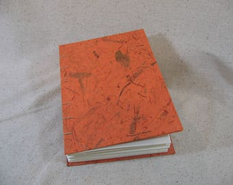 Hand Made Sketch or Writing Journal.  Item #1010.