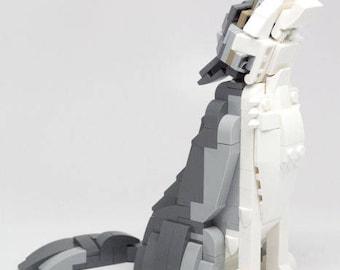 Constructibles Wolf - LEGO® Parts & Instructions Kit