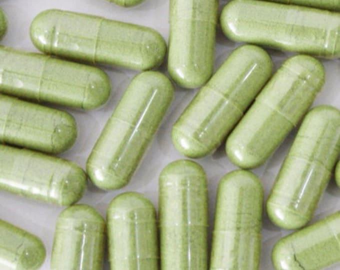 Mucuna Pruriens Seed Capsules - Certified Organic