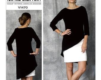 V1470 Vogue dress sewing pattern