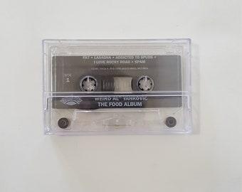 "Weird Al Yankovic ""The Food Album"" Audio Cassette"